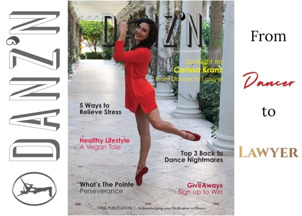 Danz'n Magazine: Spotlight on Carissa Kranz