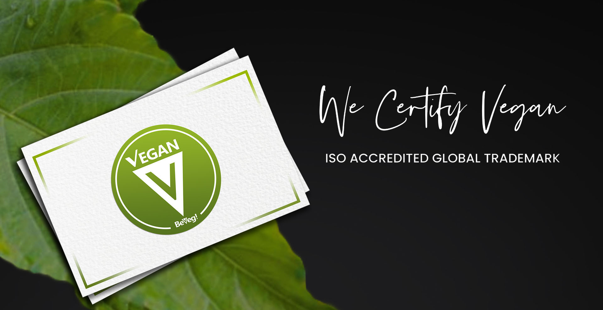 vKind: Vegan Certification with BeVeg