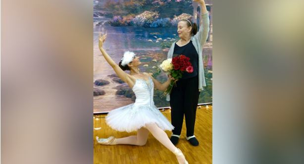 The US Posts: Former student takes in sick ballet teacher