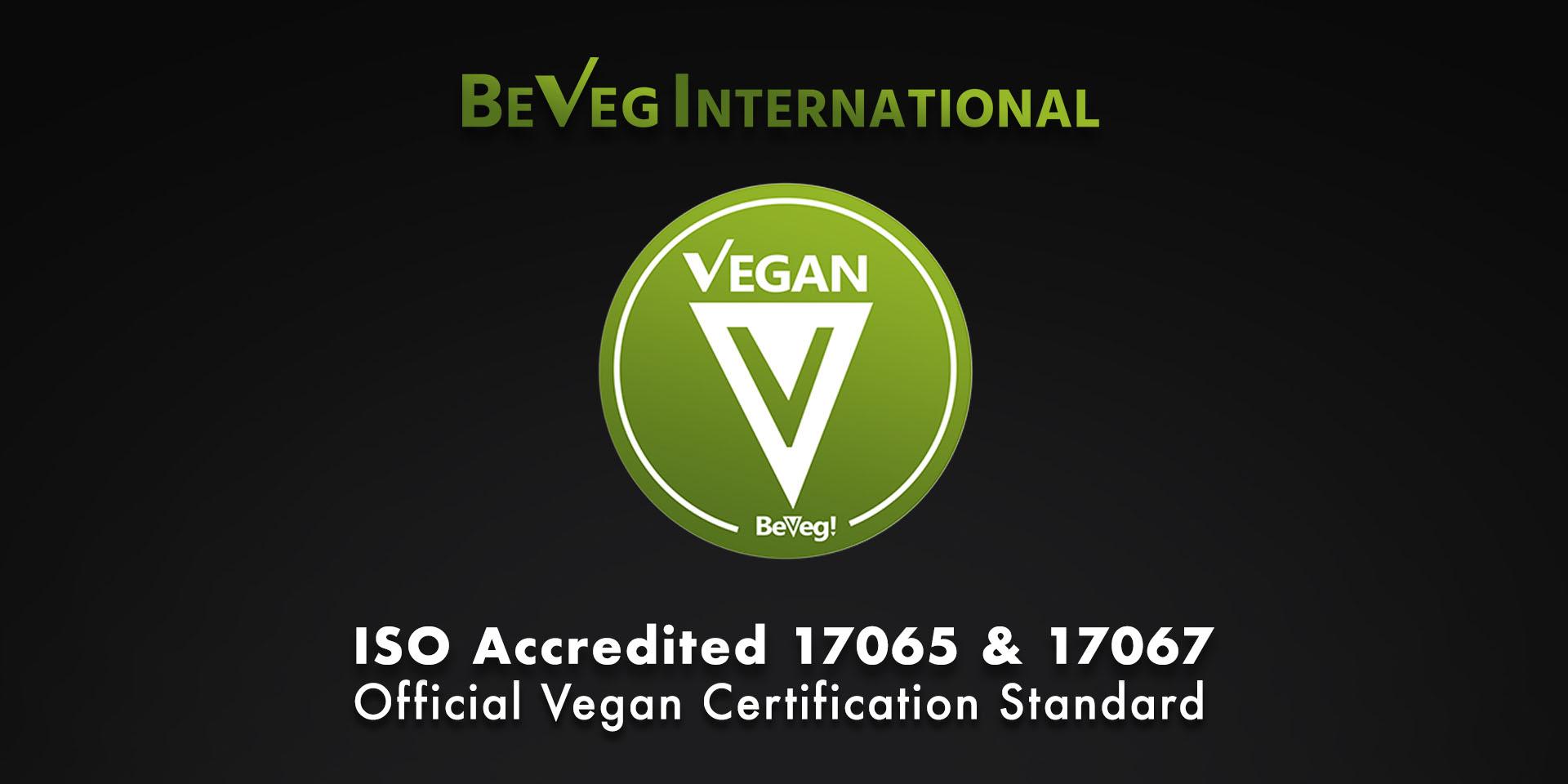 JANE UNCHAINED NEWS: Vegan Certification Firm — BeVeg — Revolutionizes Vegan Labeling Globally with ISO Accreditation