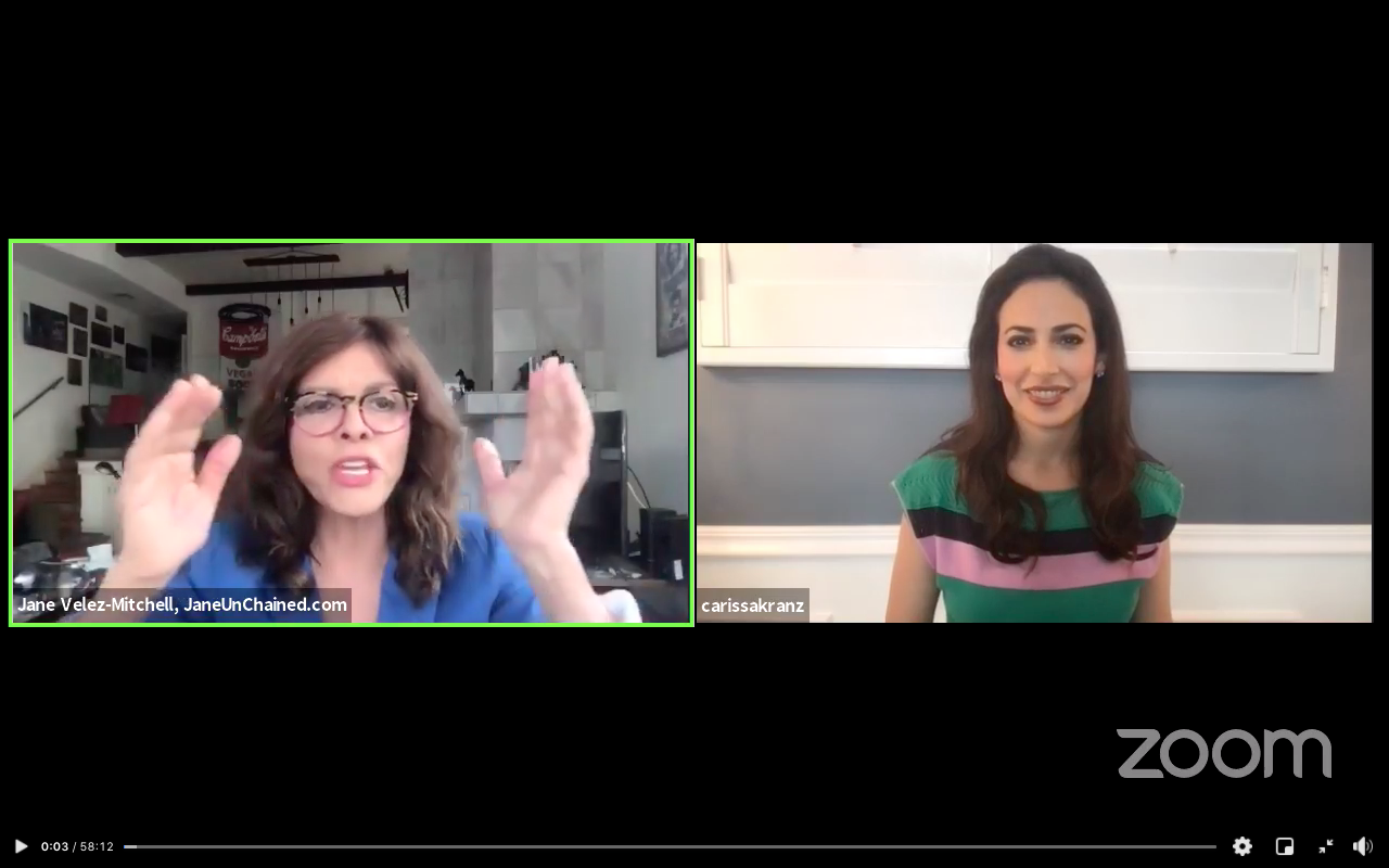 Voice America JaneUnChained LIVETALK: BeVeg is the world's leading vegan certification company.